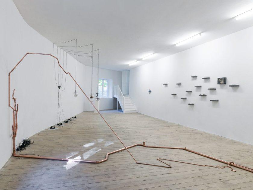 Espace d'art contemporain Les Roches