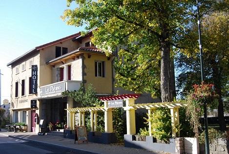 Hôtel les Platanes
