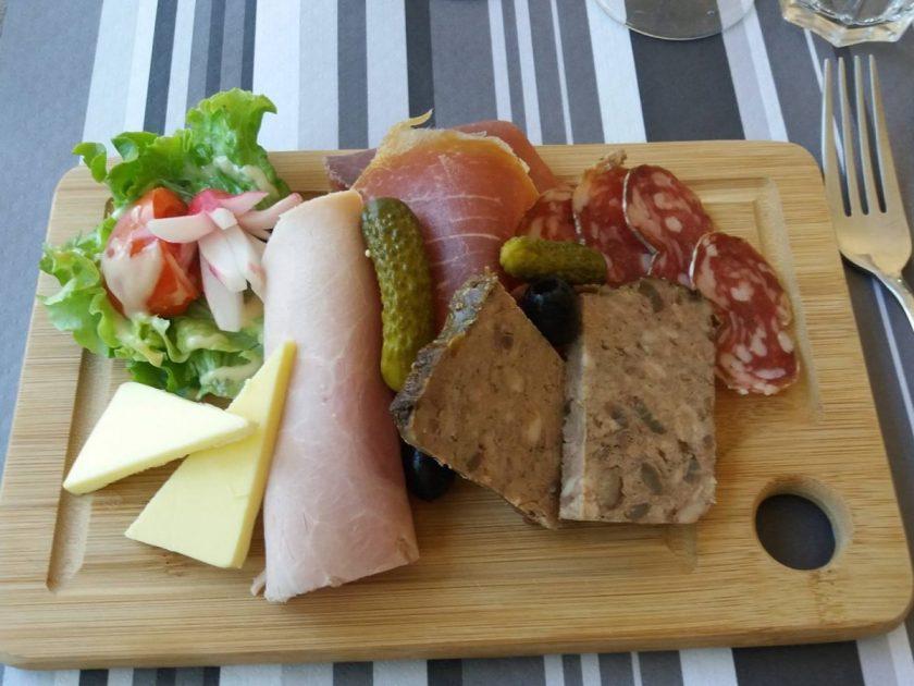 Restaurant la Frontière