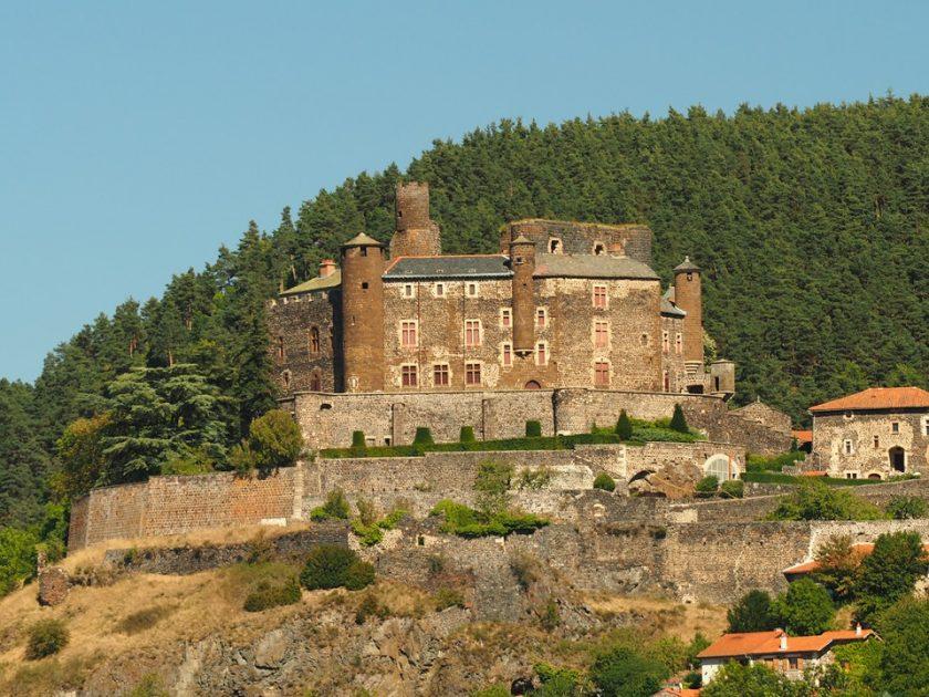 Châteaux de la Haute Vallée de la Loire