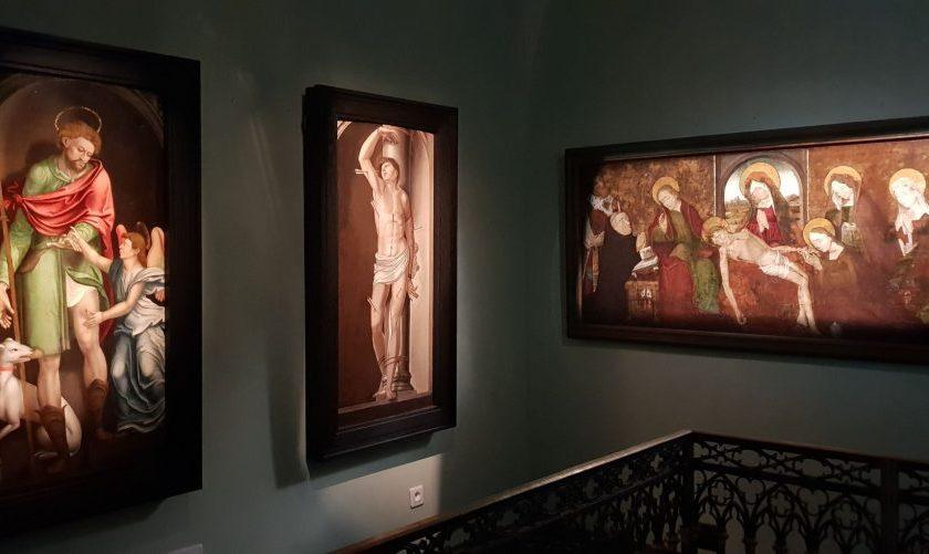 Les trésors du Monastier