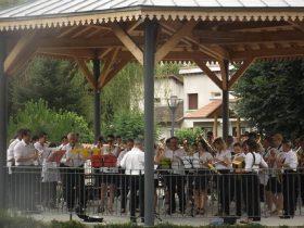 Concert au Kiosque