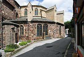 Abbatiale St Chaffre