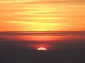 lever de soleil Mont Mézenc