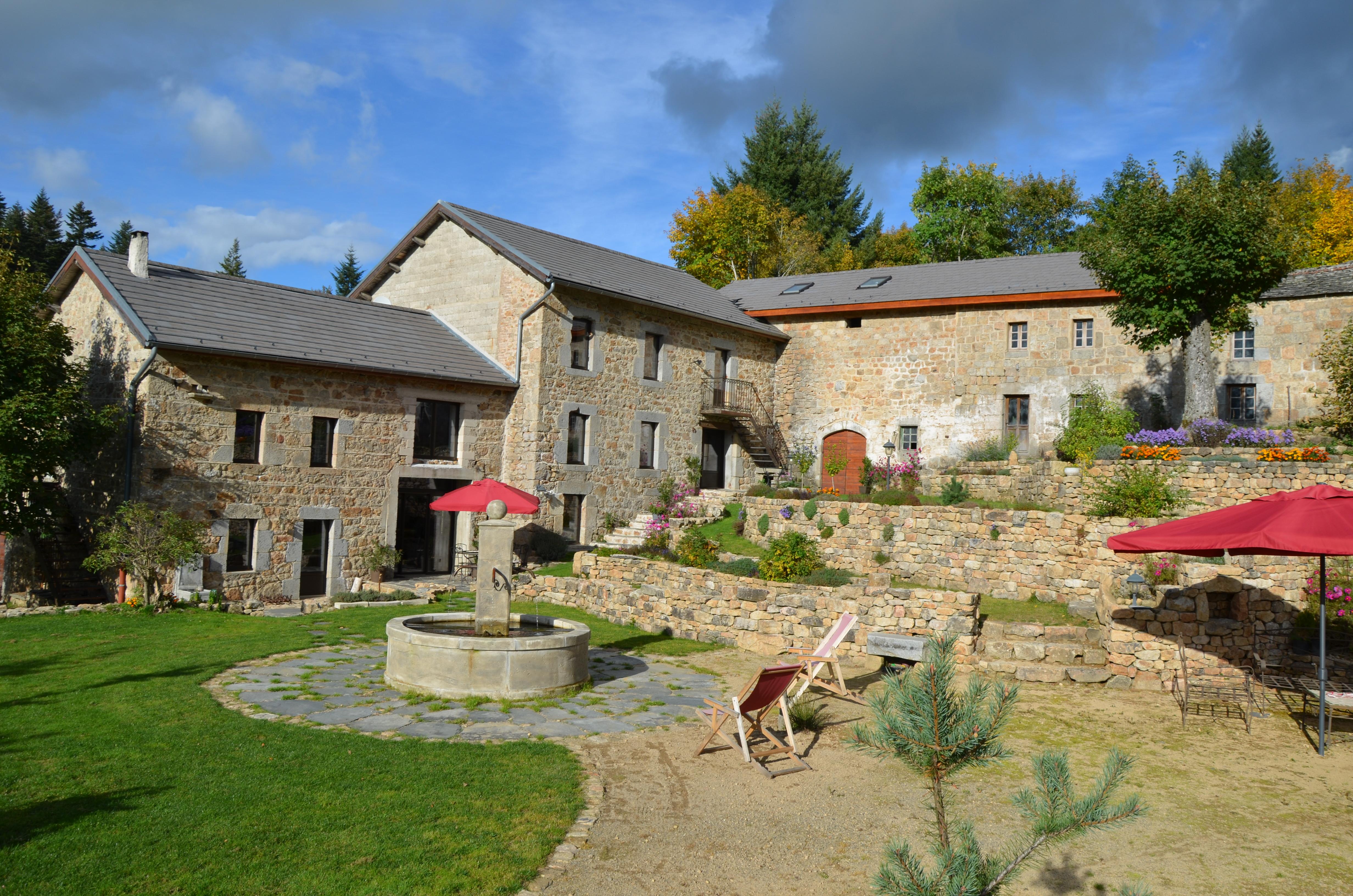 Chambre d'hôte Moulin de Montabonnel