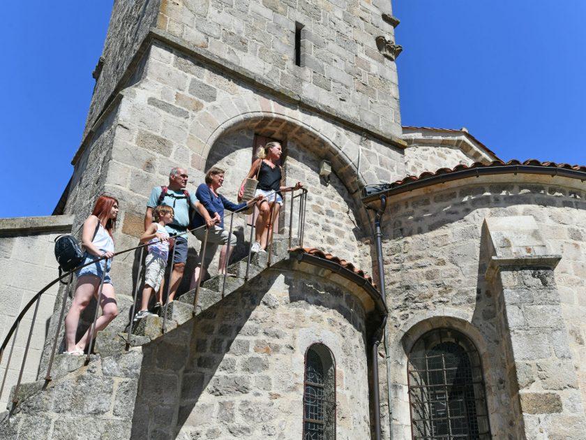 Eglise Dunières