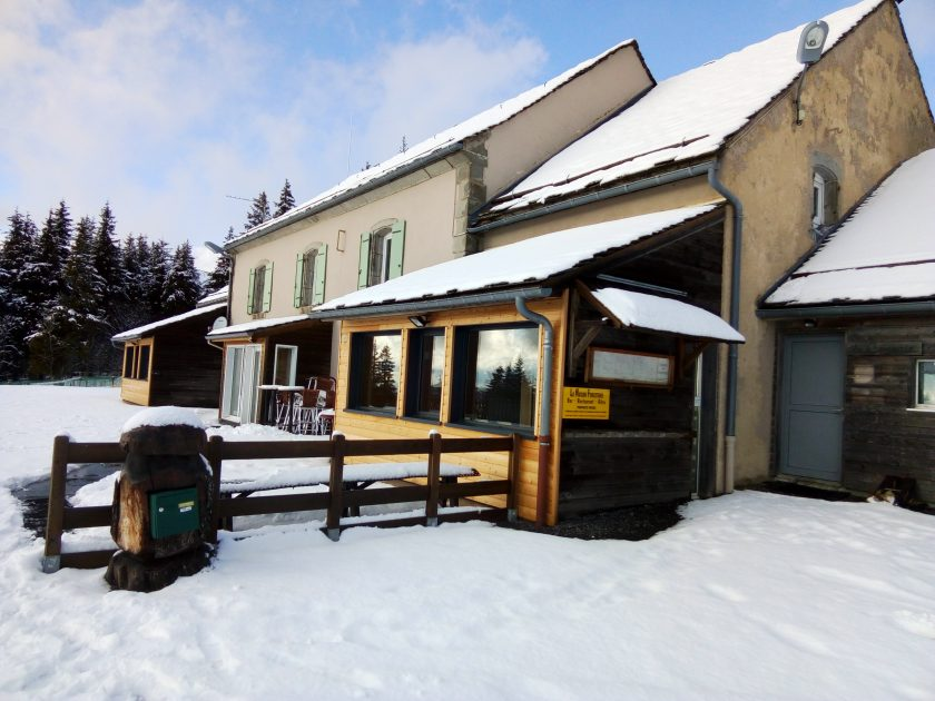 La Maison Forestière du Mézenc