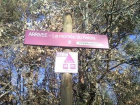 Parcours trail