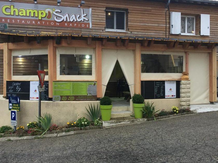 champisnack