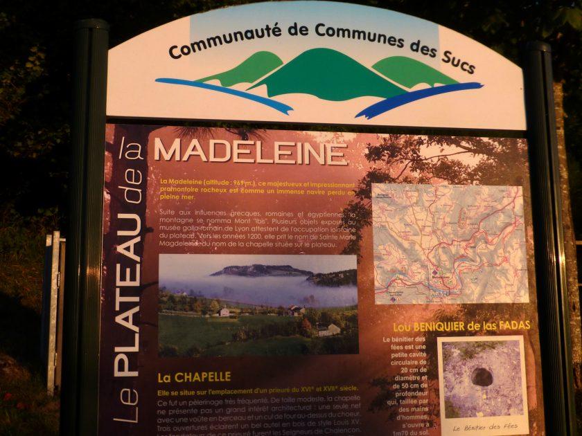 Mont de la La Madeleine