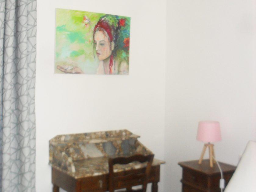 intérieur chambre