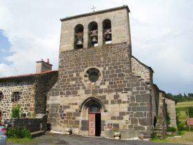 Eglise de Présailles