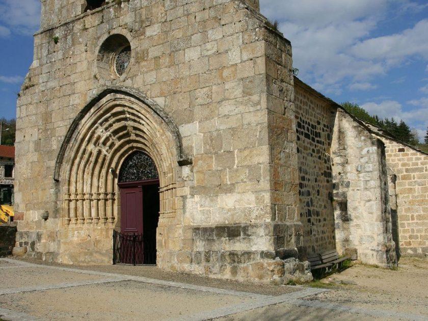 Eglise de Salettes
