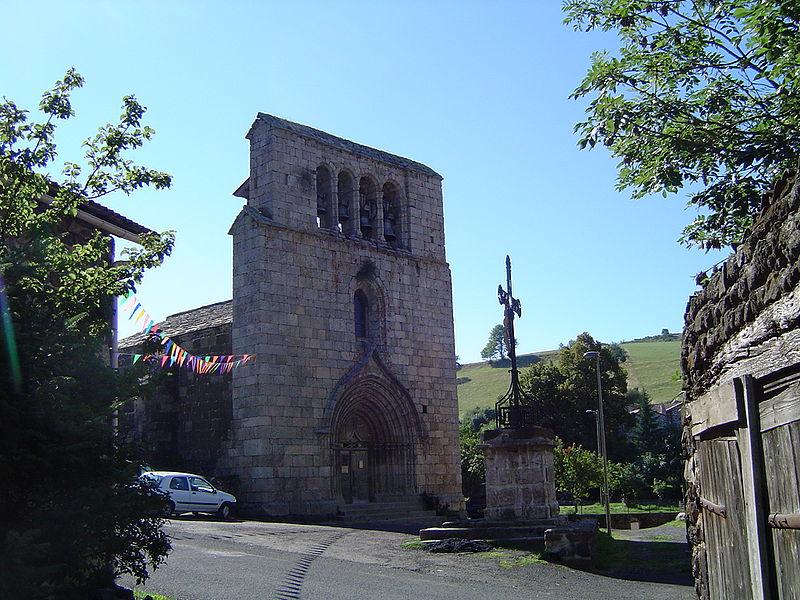 Eglise St Martin de Fugères