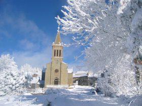 Eglise de Chaudeyrolles