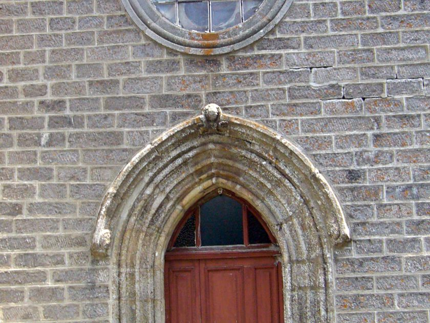 Eglise des Vastres