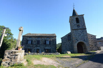 Eglise de Monedeyre