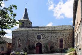 Eglise de Queyrières