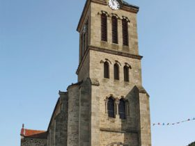 Eglise de Lantriac