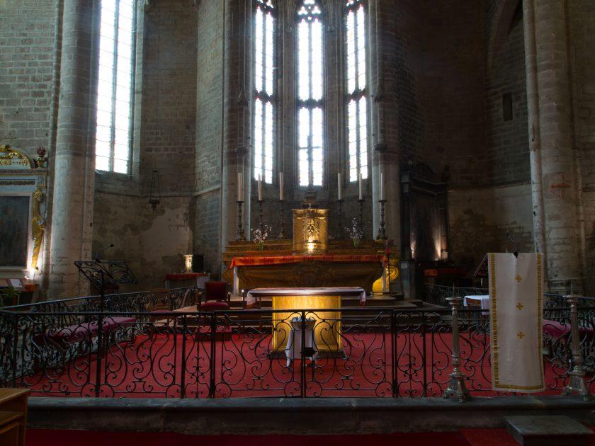 autel choeur