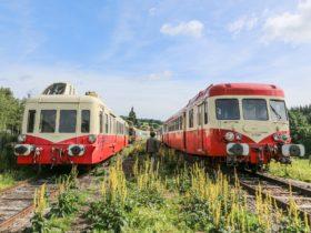 Train touristique du Haut-Forez
