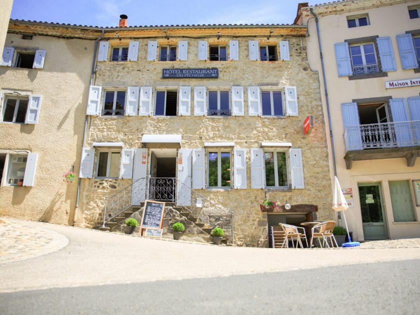 Hôtel restaurant du Pêcheur