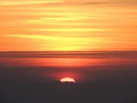 Coucher de Soleil au Testavoyre