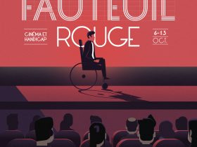 Fauteuil rouge
