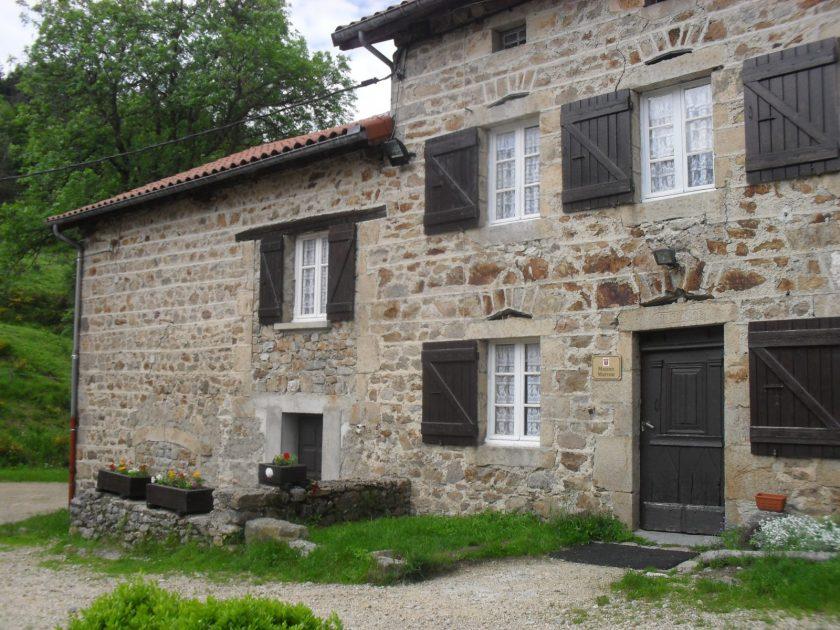 Gîte La Clavarine