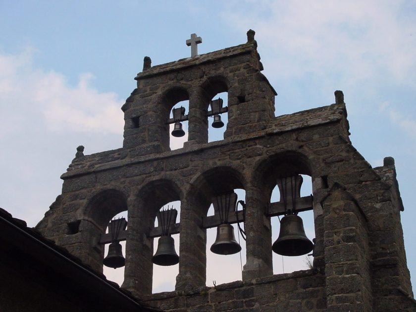 Eglise_Chanaleilles_clocher