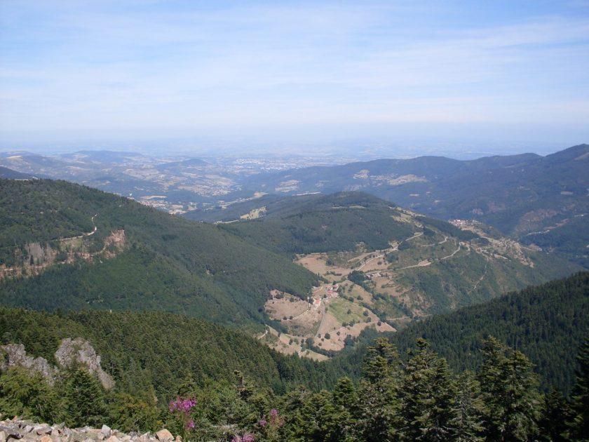 Mont Felletin