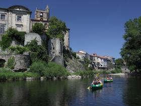Canoe Val d'Allier
