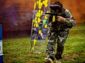 Inglorious Paintball