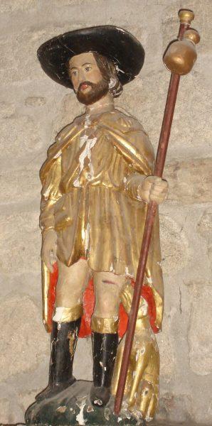 St Roch, patron secondaire d