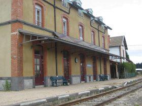Gare touristique