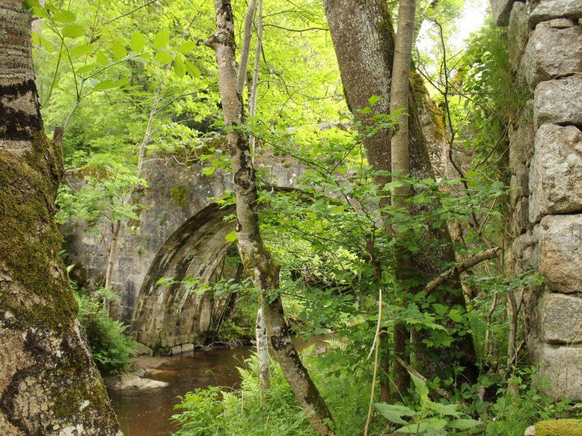 Pont sur l'Andrable