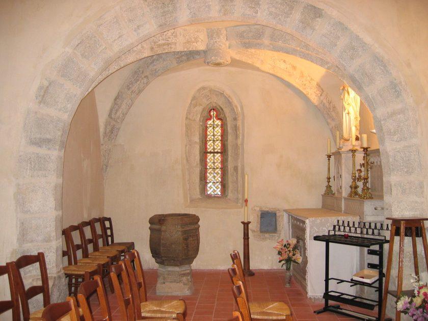 Autel église Saint-Etienne