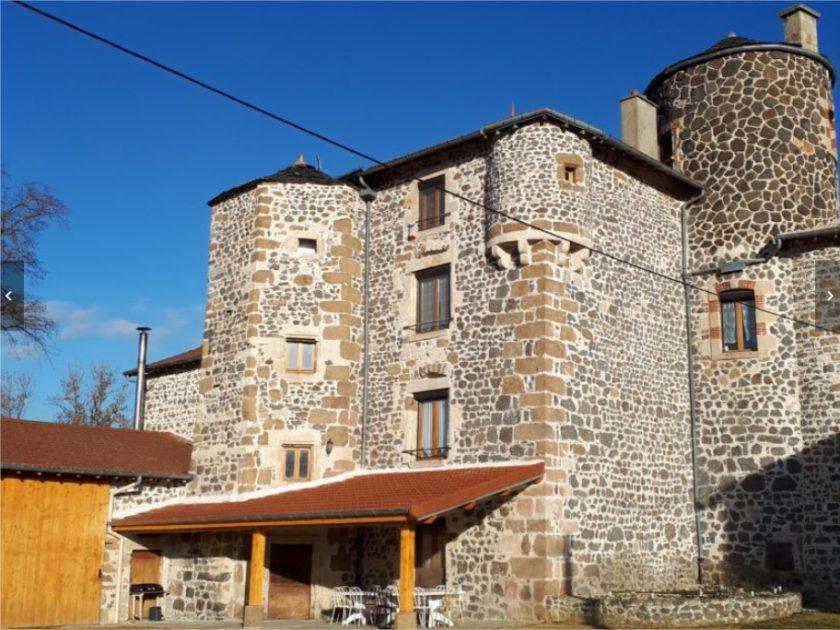le chateau de Pieyres