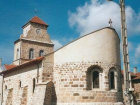 église de Félines 43160
