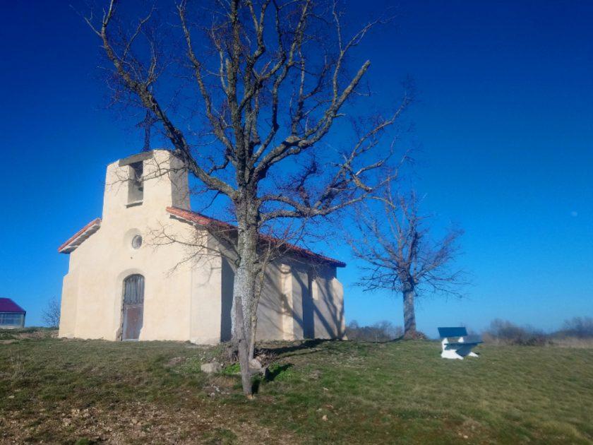 chapelle de Chassaleuil