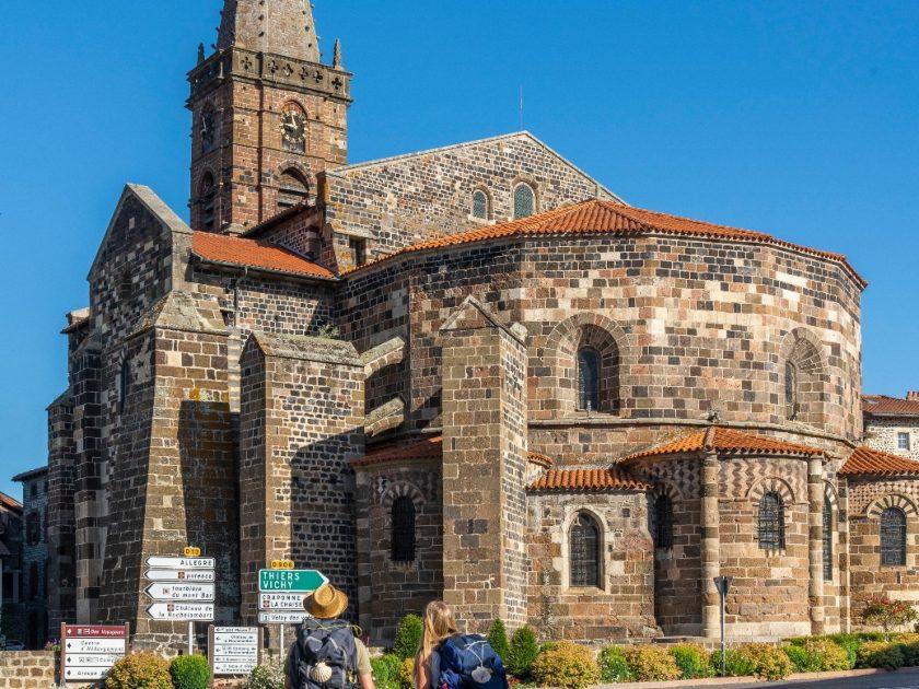 église romane Saint-Paulien