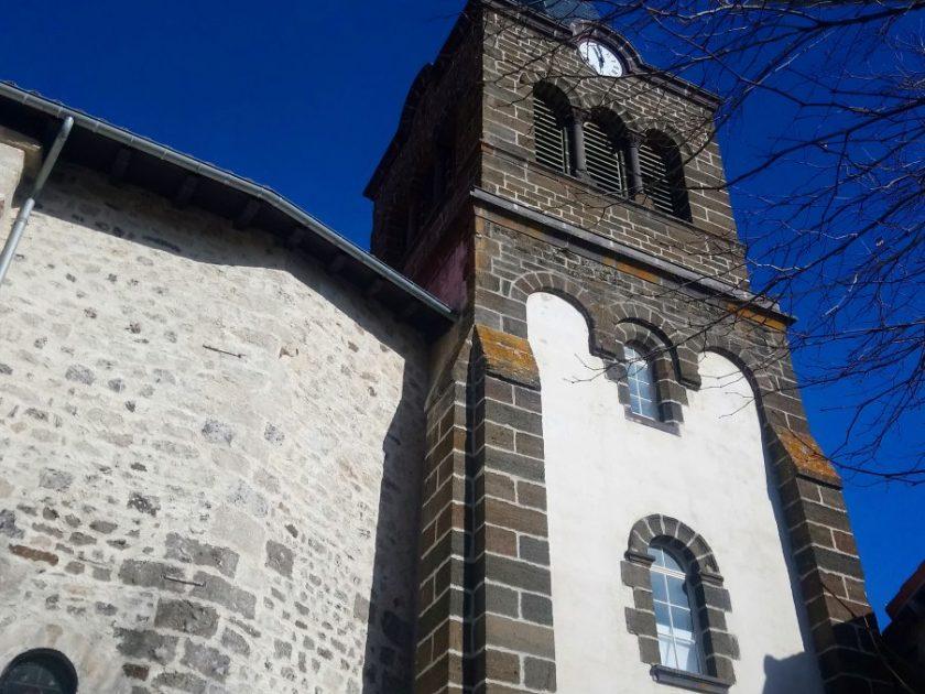 église de Vernassal