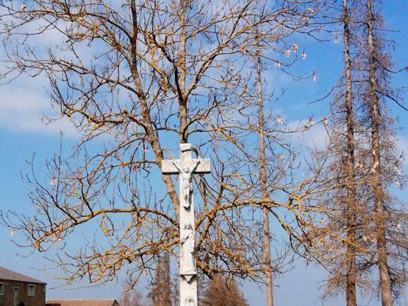 Parcours des croix à Grazac