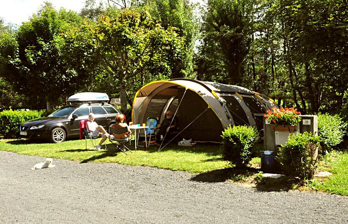 Camping les Moulettes
