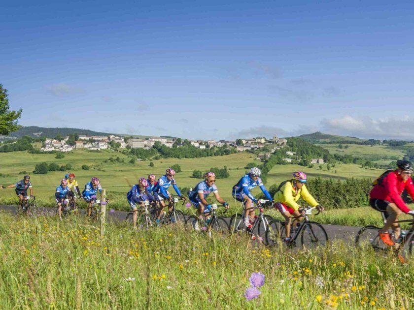 Circuit cyclo – Les Sucs Lignon