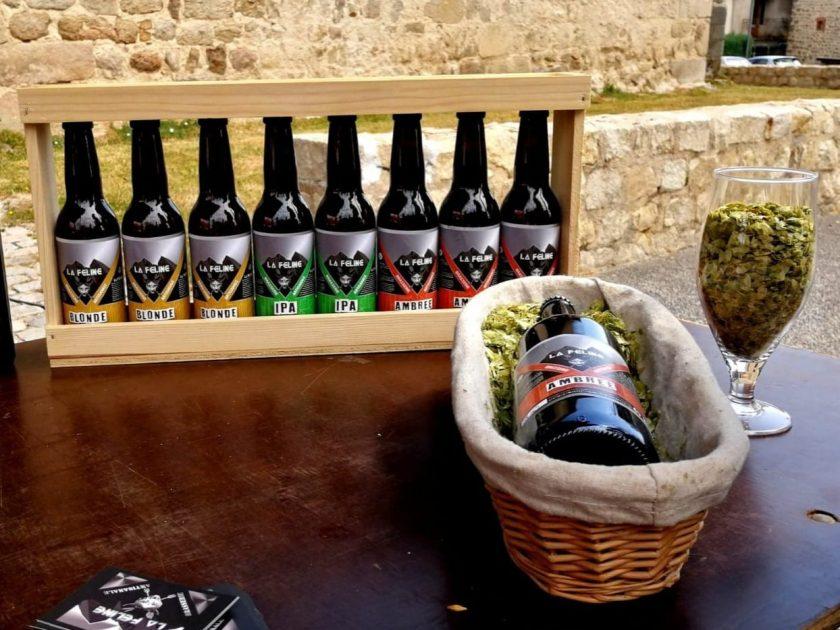 Bières La Féline