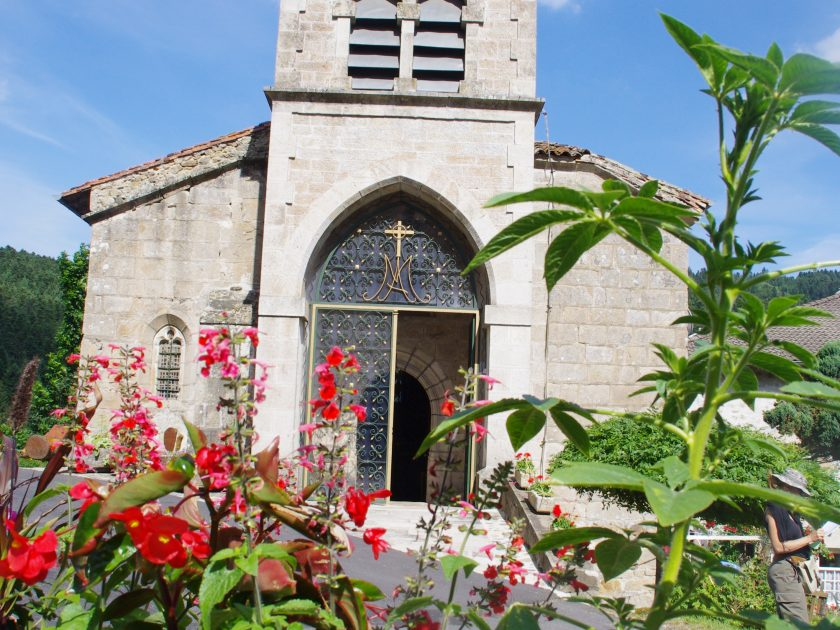 PCU_ Eglise Ste-Eugénie_ façade