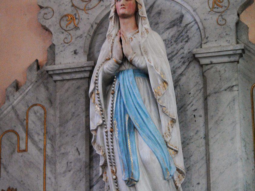 PCU_ Eglise st-Roch_Notre Dame de Lourdes