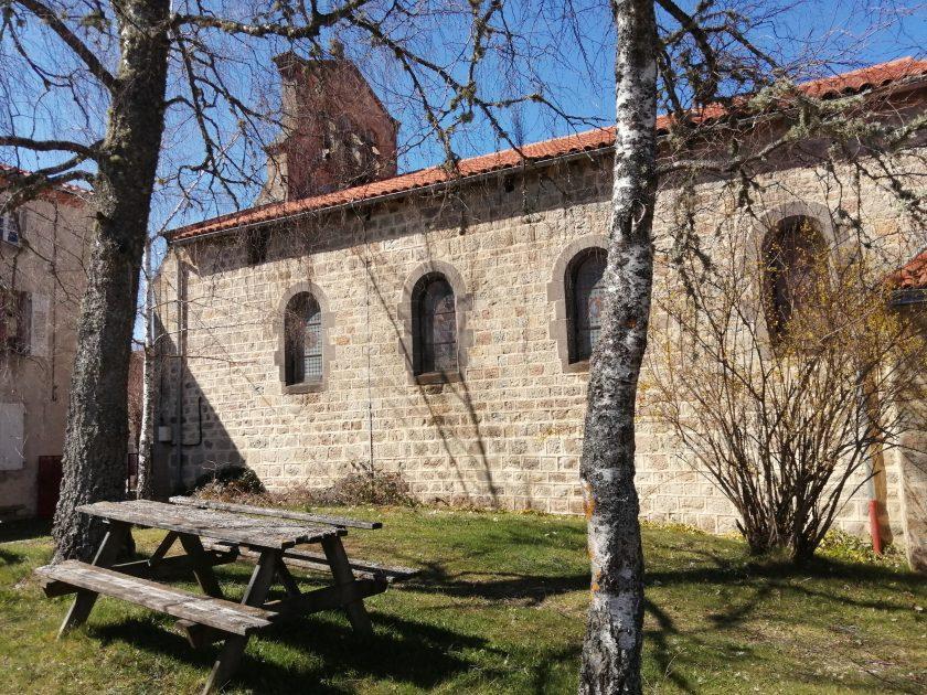 PCU_ Eglise st-Roch_extérieur banc