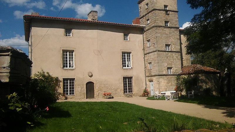 PCU_Château de Folgoux_façade